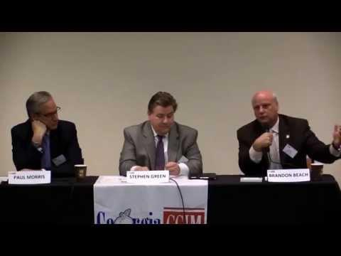 CCIM April Chapter Meeting Transit Development Update