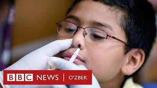 Дунё: Вакцина олмайдиганлар кўпаяверса нима бўлади? - BBC Uzbek