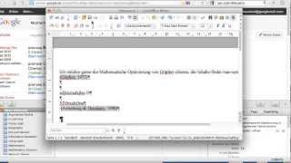 Zotero und LibreOffice - Tutorial - Deutsch