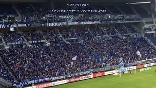 2018.7.22 vs清水エスパルス@吹田スタジアム Jリーグがある日常に感謝!
