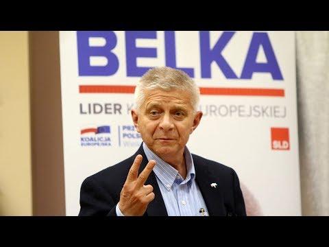 Marek Belka w Pabianicach o polskich wartościach według PiS