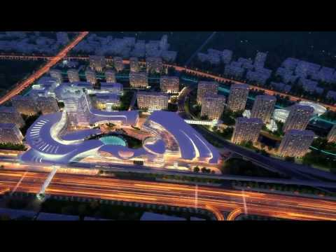 hpa Shanghai Line 17 mixed use development extract