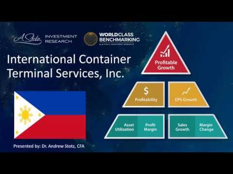 Excellent Profit Margin at Container Terminal Operator