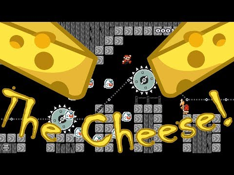 Hot Garbage, a little Cheese, and one good level... Super Mario Maker #2, commentary lets play