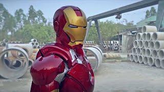Костюм Железного Человека изобрели в Китае. Настоящий костюм железного человека как у Тони Старка