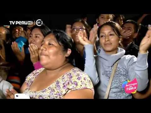 DINA PAUCAR en Concierto | Domingos de Fiesta en Puente Piedra Noviembre 2016