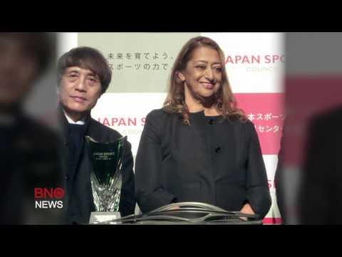 Renowned architect Zaha Hadid dead at 65