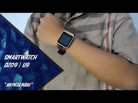 Review Smartwatch DZ09 / U9 (Indonesia)