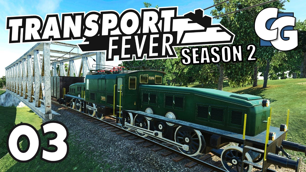 how to play transport fever early