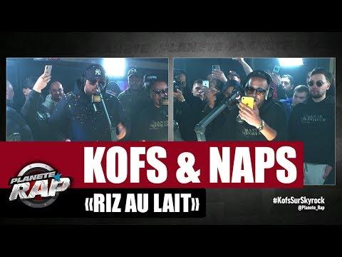 Youtube: Kofs«Riz au lait» ft Naps #PlanèteRap