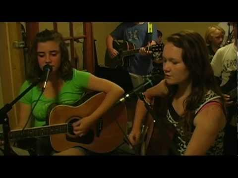 Sweet Home Georgina- The Discs (Connors Music Rock n' Jam Camp 2011 - Session 1)