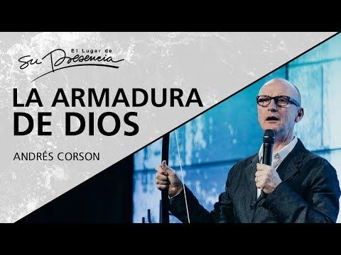 La Armadura De Dios - Andrés Corson - 13 Mayo 2015