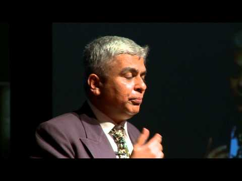 Playing with the Tail: George Abraham at TEDxChristUniversity