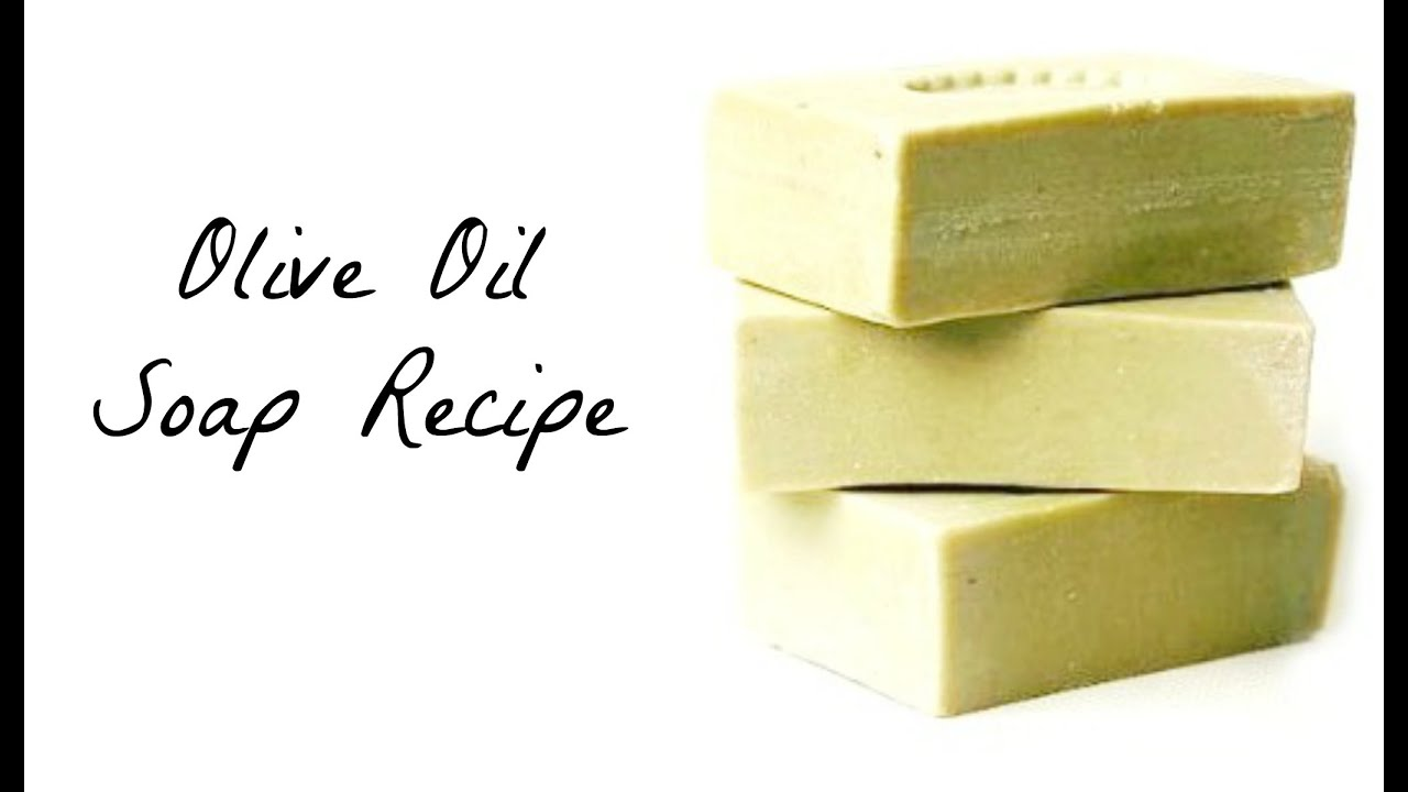 How to make super easy olive oil soap for beginners diy all natural soap making youtube - Diy uses for olive oil help from nature ...