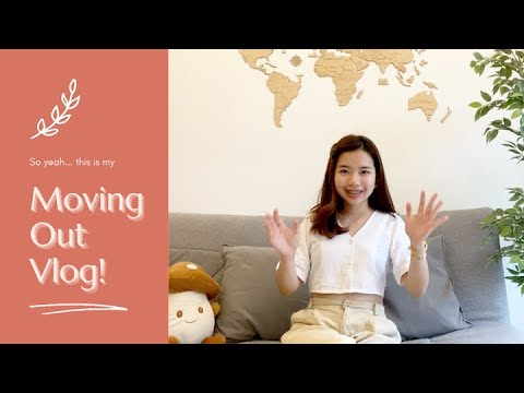Moving Out! Goodbye South View Serviced Apartment | Vlog