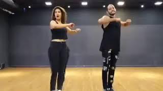 تعليم رقص على اغنيه فارون الجديد لايك واشتراك