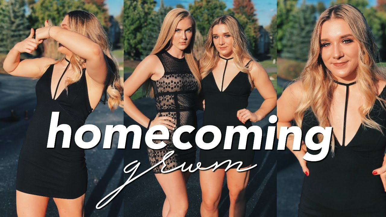 Grwm Homecoming 2017 Junior Year Youtube Homecoming is a safe space for you to reflect on your service and think about what comes next. youtube