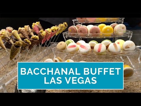 Bacchanal Buffet Las Vegas: The Ultimate Guide