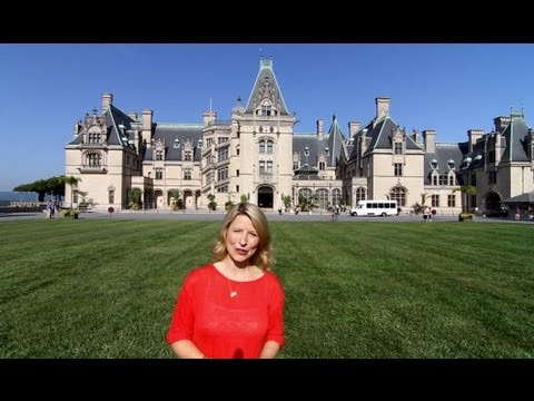Samantha Brown Destinations - The Biltmore Estate