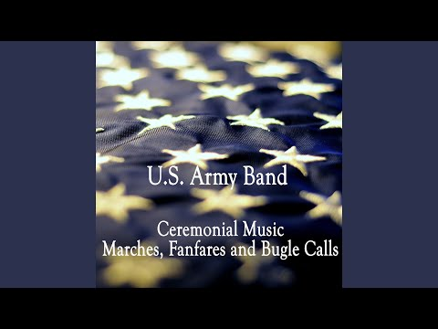 The Army Goes Rolling Along - Songs Of The Soldier (Band And Chorus)