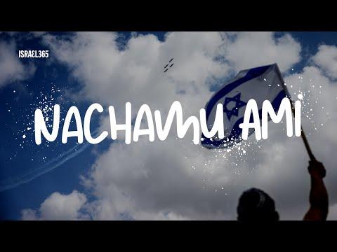 Nachamu Ami (Comfort My People) by Safam
