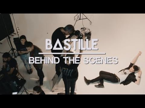 Bastille - Behind The Scenes On Their NME Cover Shoot