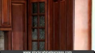 Wood Kitchen Cabinets.mp4