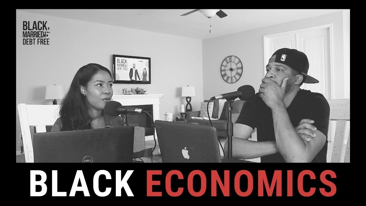 BLACK UNEMPLOYMENT, ECONOMICS & #GEORGEFLOYD