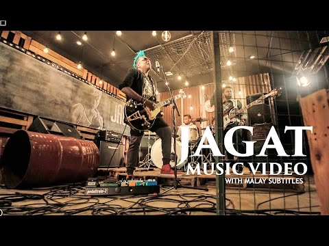 Jagat Official Music Video (With Malay subtitles)