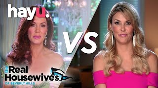 Will Lisa Forgive Brandi? Part Two | The Real Housewives of Beverly Hills | Season 5