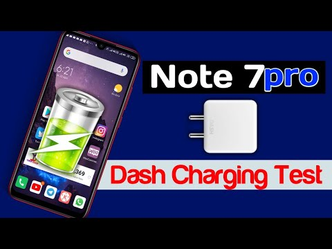 Redmi Note 7 Pro Dash Charging Test, Can Oneplus Charger Work With Redmi Note 7 Pro