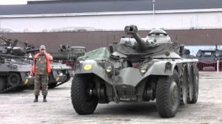 Open Monumentendag 2015 Tankmuseum