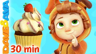 🙌 Pat a Cake and More Nursery Rhymes and Kids Songs | Dave and Ava 🙌