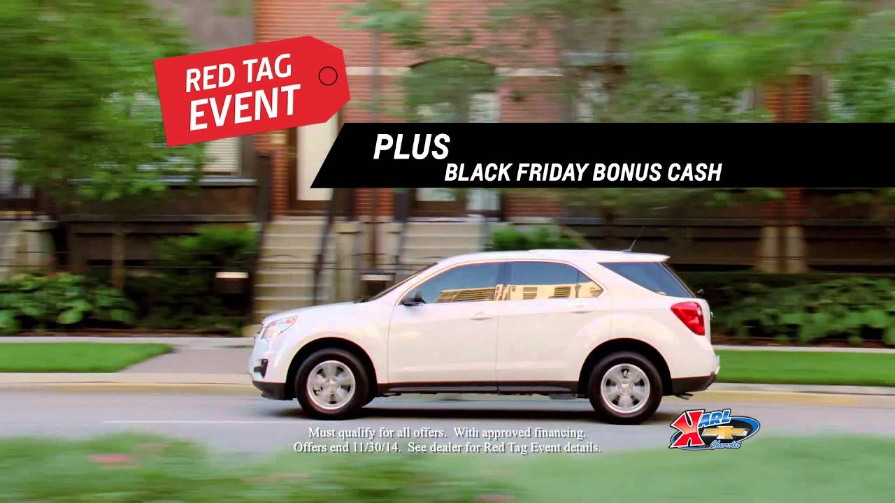 Karl Chevrolet - Certified Pre-Owned Red Tag Event - YouTube