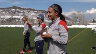 WNT Sights and Sounds: Sun and Snow in Denver