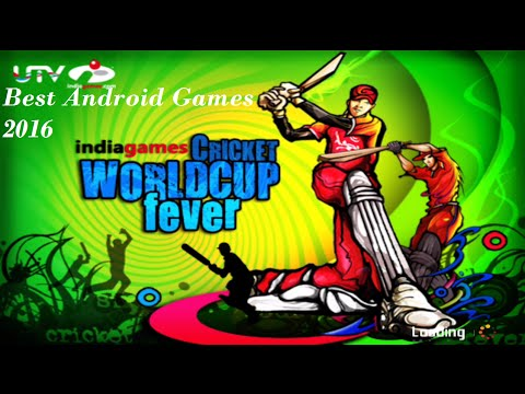 Best Android Games 2016  Cricket Worldcup Fever  Hot Point
