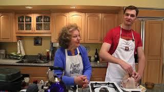 Kip Hathaway Cooking Demo