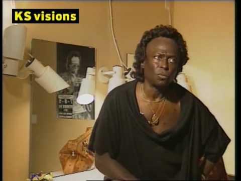 Miles Davis, deux mots, quatre paroles