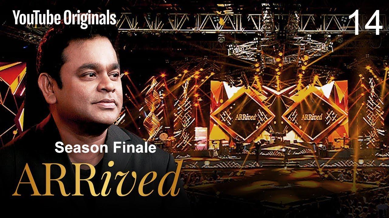 Download Season Finale   A. R. Rahman, Clinton Cerejo, Shaan, Vidya Vox    #ARRivedSeries