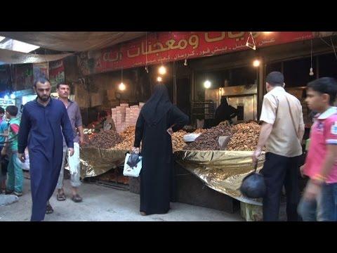 Syrians mark end of Ramadan in war torn Aleppo
