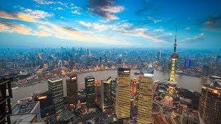 #37. Шанхай (Китай) (отличные фото)(Самые красивые и большие города мира. Лучшие достопримечательности крупнейших мегаполисов. Великолепные..., 2014-06-30T23:06:24.000Z)