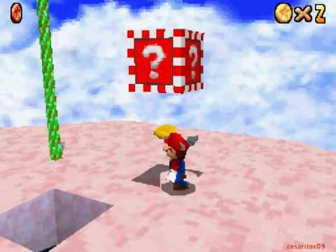 Super Mario 64 DS Walkthrough -Secret Stars Part 8- Part 41 - YouTube