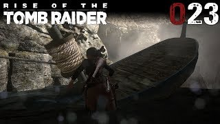 Rise of the Tomb Raider #023 | Münzen für den Fährmann | Let's Play Gameplay Deutsch thumbnail