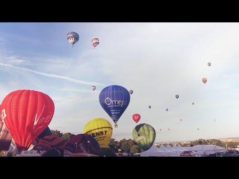 BRISTOL INTERNATIONAL HOT AIR BALLOON FIESTA 2016 VLOG!!