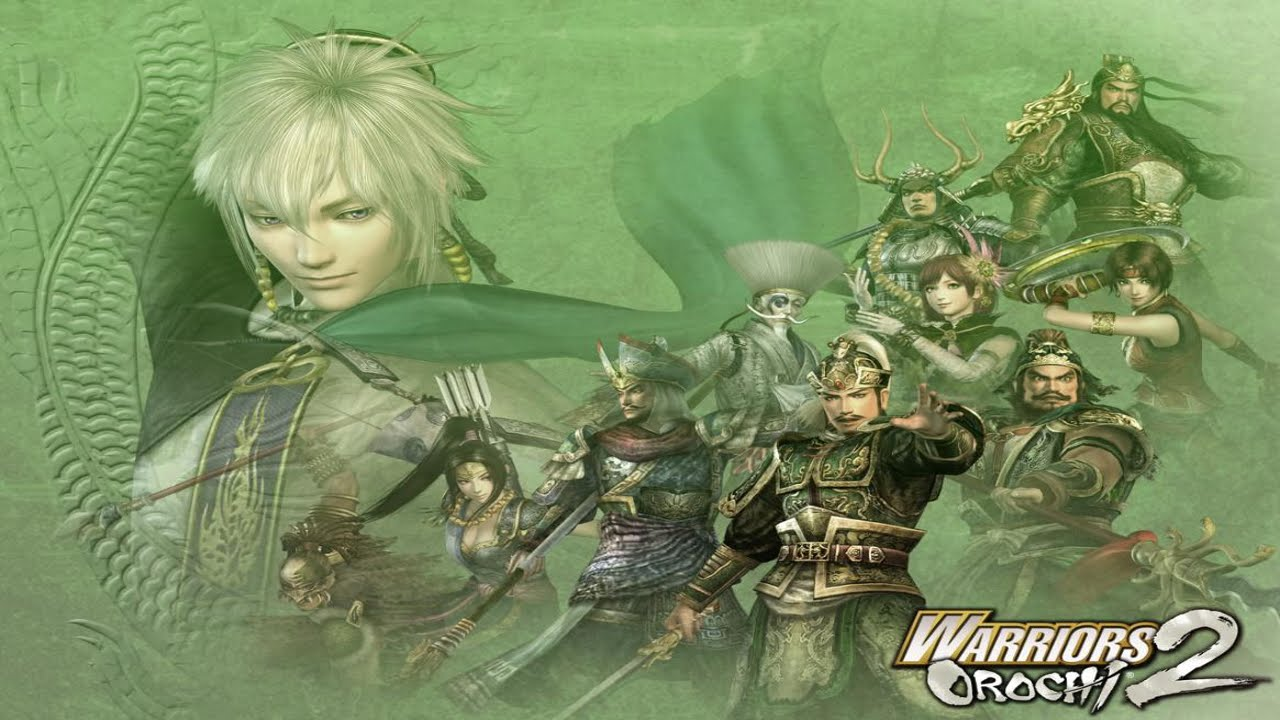 Прохождение Warriors Orochi 2 (Shu Chapter 6 - Battle of ...