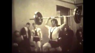 1968 тяжелая атлетика weightlifting