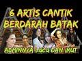 Gambar cover ENAM ARTIS CANTIK YANG BERDARAH BATAK