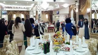 Встреча жениха и невесты в зале! Люблю наши свадьбы)