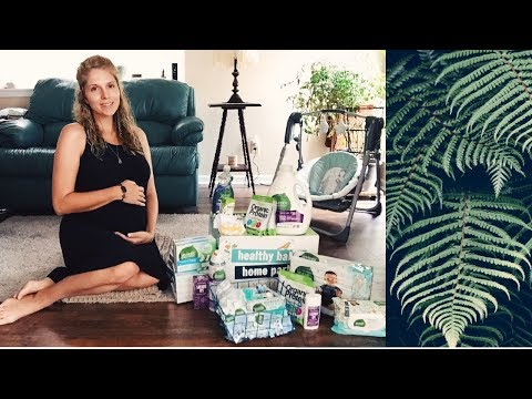 Seventh Generation Healthy Baby Home Party - FREE BABY PRODUCTS!