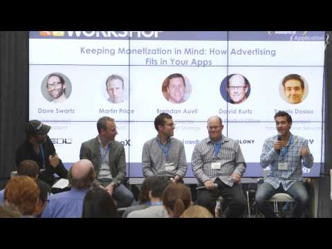 Keeping Monetization in Mind  How Advertising Fits in Your Apps